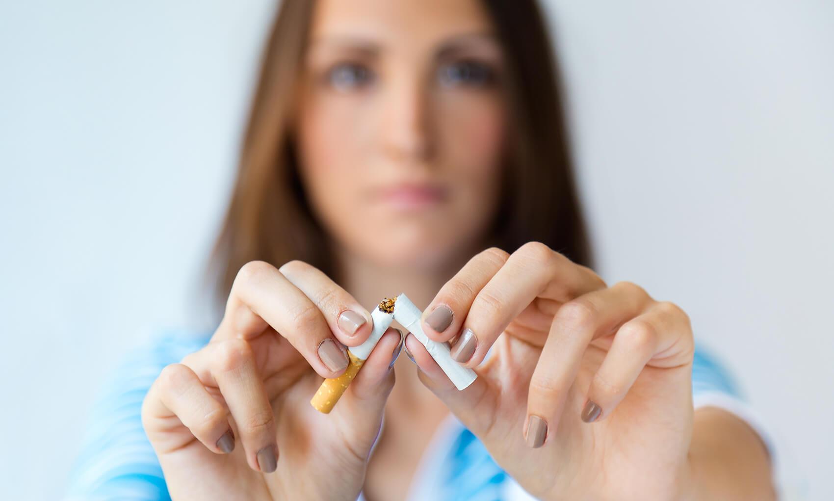 J'ai arrêté de fumer en 1 séance !